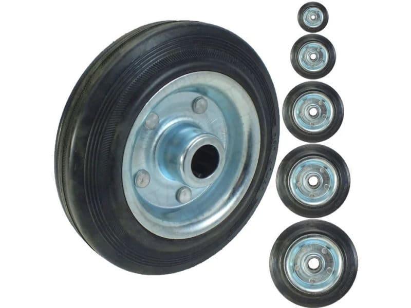 резиновые колеса для тележки