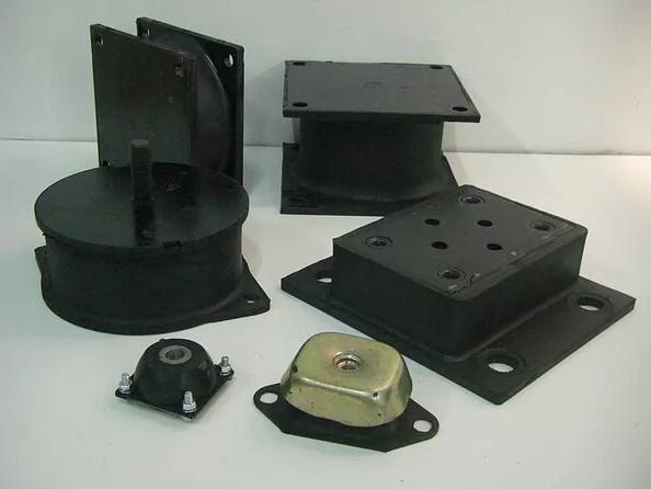 резиновые виброопоры для оборудования